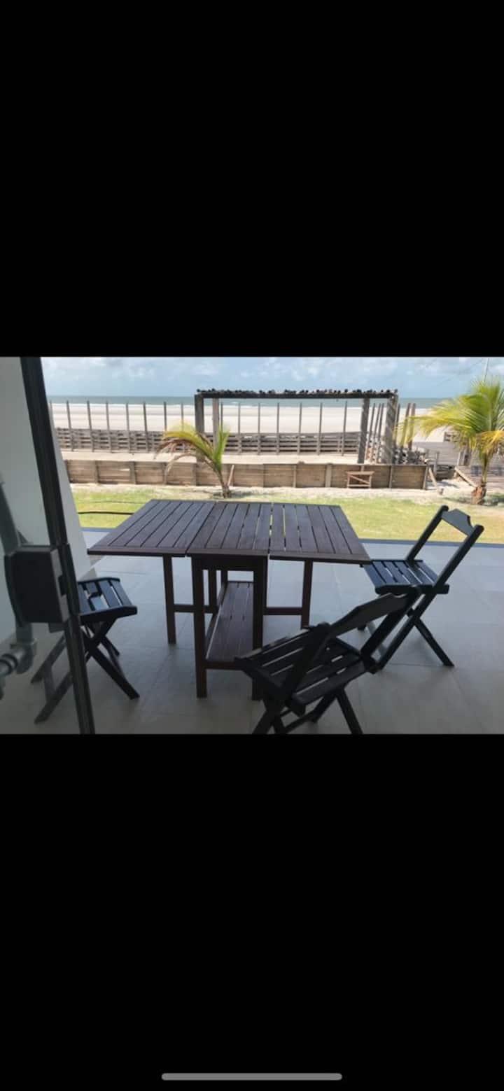 Exclusivo condomínio na Praia do Farol Velho