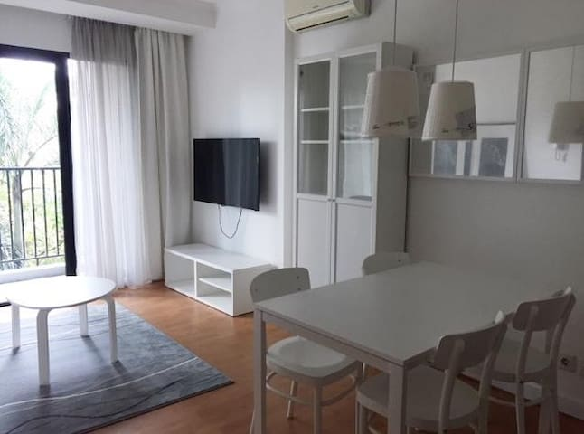 Hamptons Park apartment pondok indah