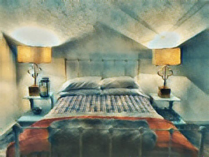 UNIT B2 - Upstairs Suite