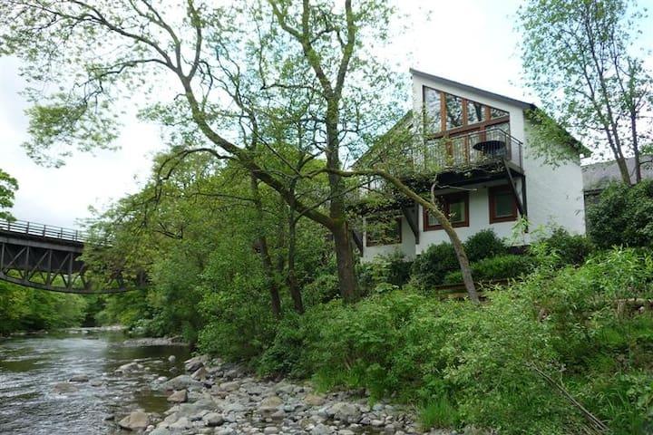 Scandinavian Style Lodges in the Heart of Keswick