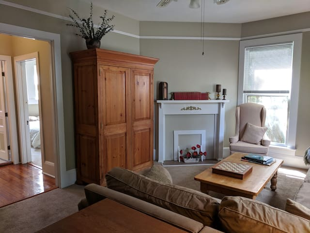 Spacious Suite in Historic Gainesville Home