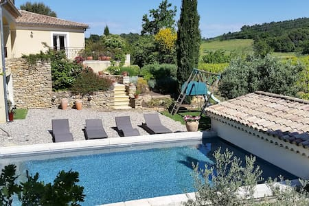 Vaucluse proche Orange Avignon pisc - Mondragon