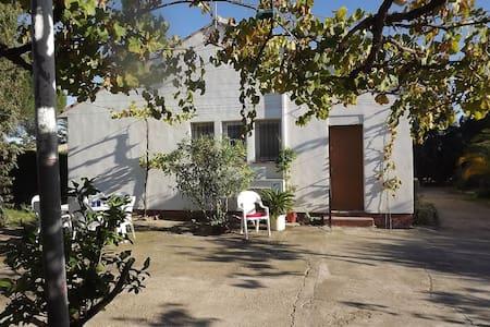 Villa Lourmel l'ombre des mimosas de l'eucalyptus - Sauvian - วิลล่า