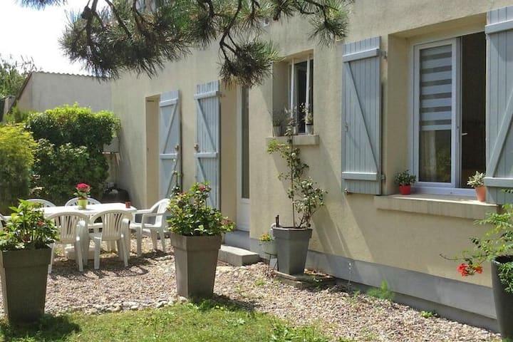 4 etoiles maison de vacances a Cayeux-sur-Mer