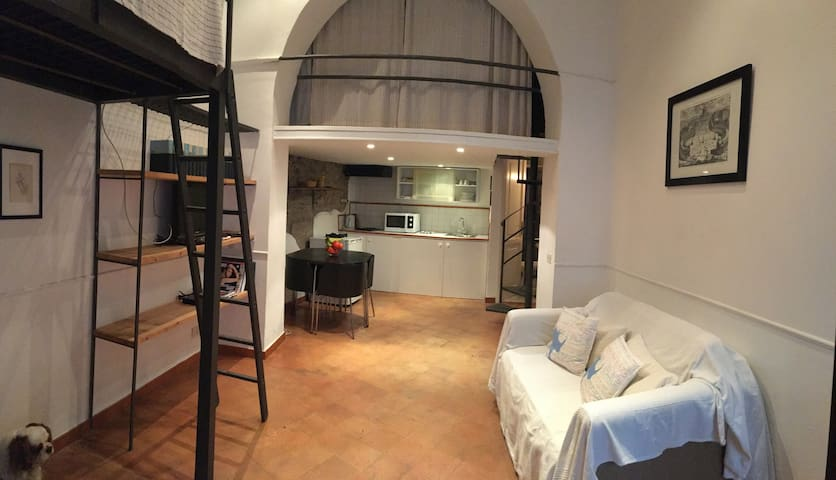 Piccolo delizioso loft a Fontana di Trevi