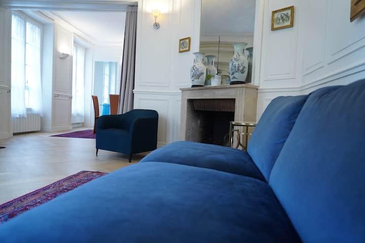 Appartement de Standing Paris 8 - BAIL MOBILITE