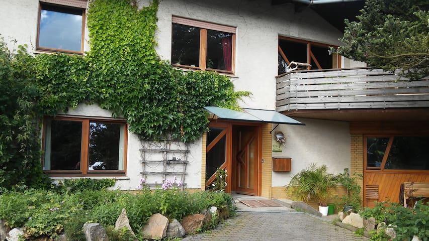 Gästezimmer mit Sauna Reiterhof barrierefrei