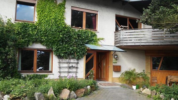 Ferienwohnung mit Sauna Reiterhof barrierefrei