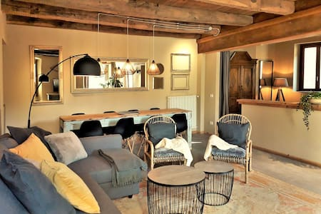 Alpengate, your 16th Century charming home