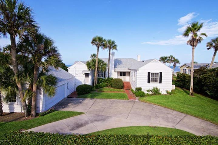 Oceanfront Beach Home - Ponte Vedra Beach - 獨棟