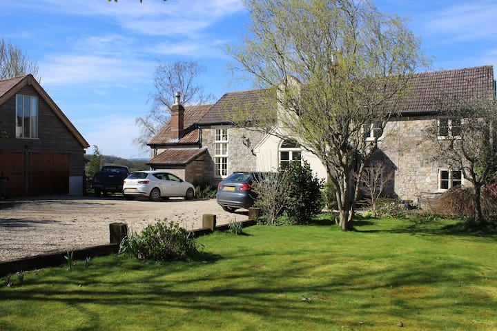 Cosy Self-Contained Annexe in Rural Dorset - Pulham