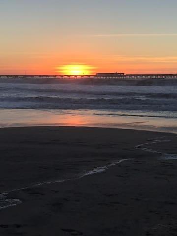 Peace at the Beach