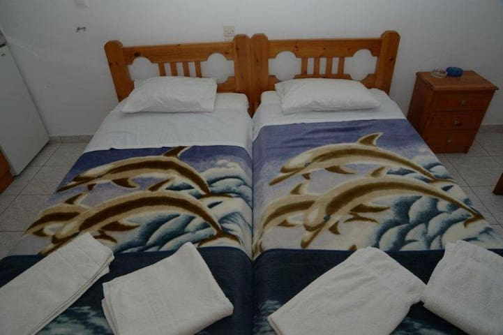 Lybian Sea double room
