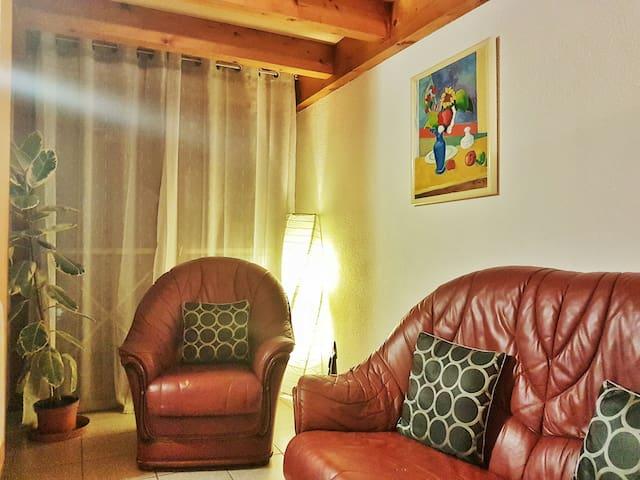 42m2 en mezzanine avec parking - Sciez, Auvergne-Rhône-Alpes, FR - Huoneisto