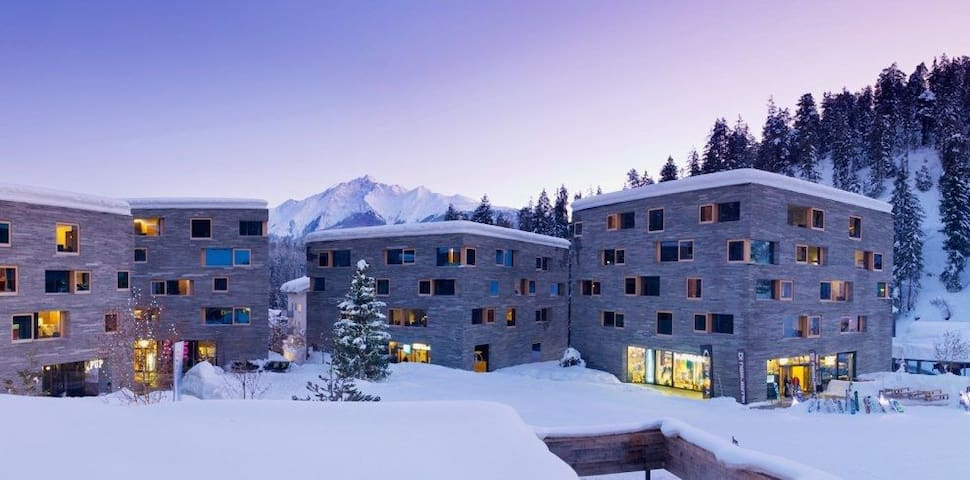 Luxury Designed Alpine Apartment