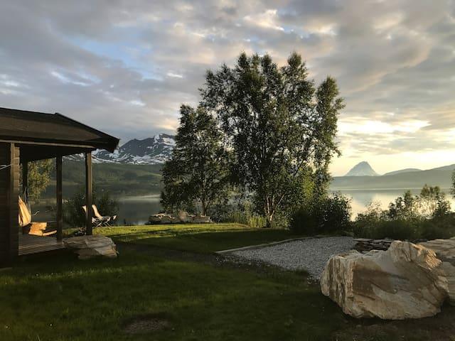Villa Hegge - Design Cabin with fab view