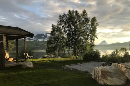 Villa Hegge - Design Cabin with fab view