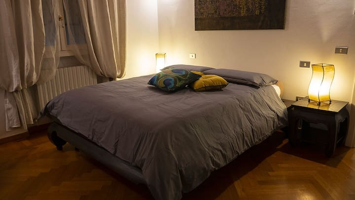 "Villa Matildis - Double room ""India Dorata"""