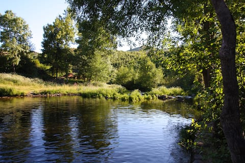 Retiro da Arminda - Turismo Rural - Quarto Lilas