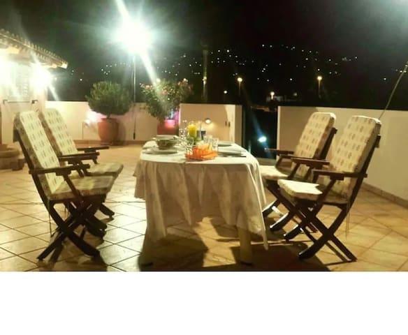 Anastasia's Cozy Place (rooftop)