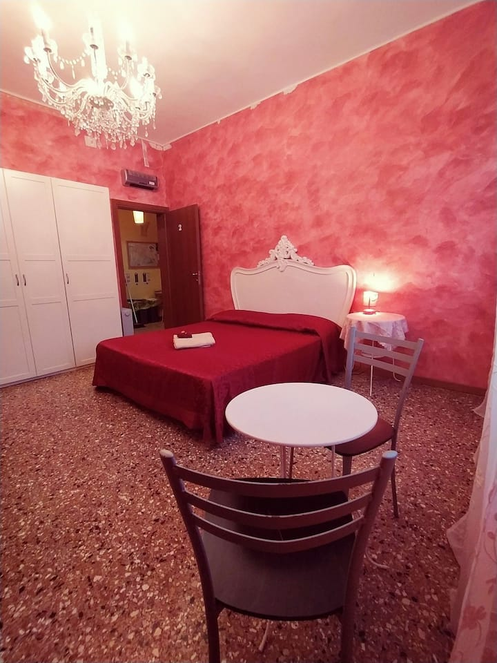 Double room in Venice City Center