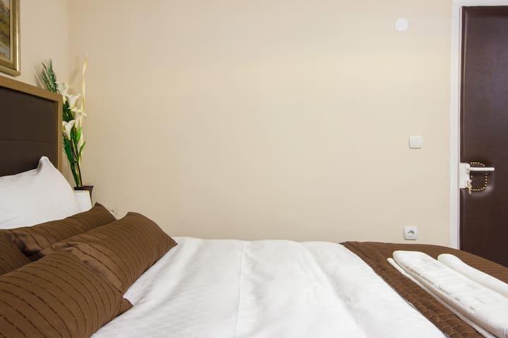 Villa Ragusa deluxe double room