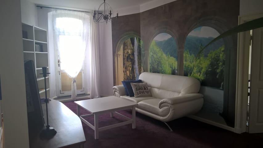 Wohnen im Herrenhaus - Appartement Julius