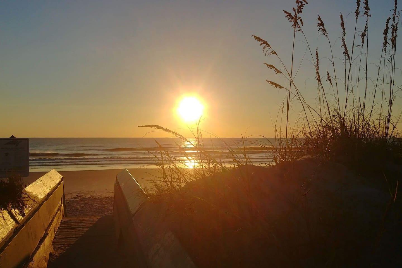 Sunrise Atlantic Beach