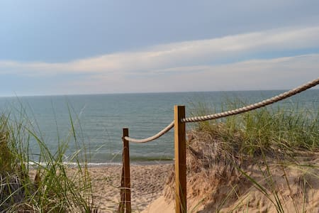 Spacious Getaway- Breezy Lane,  Union Pier, Mi - Union Pier - Hus