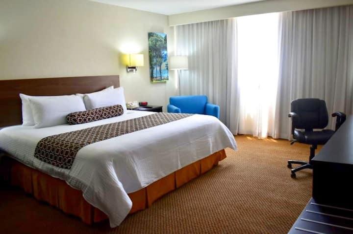 Confortable hotel en el centro excelente ubicacion