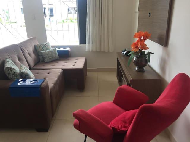 Casa para casal em ferias  ou estudante da UFAL.