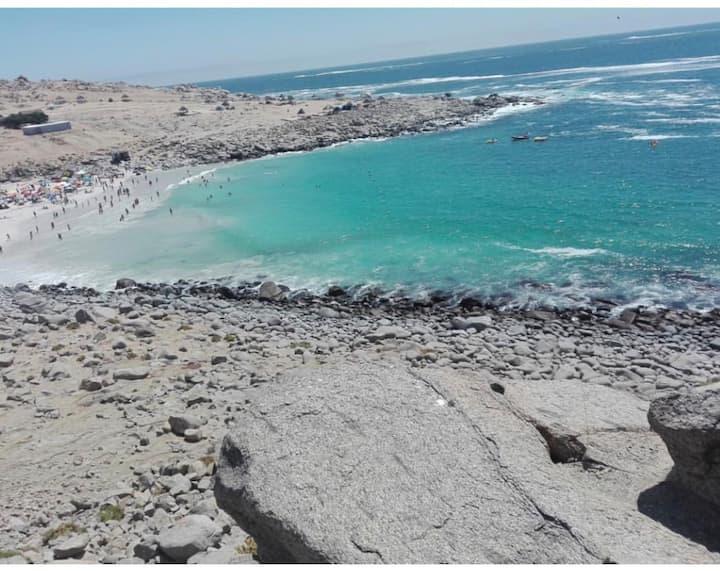 Cabaña Ecológica Playa la Virgen, Caldera Atacama