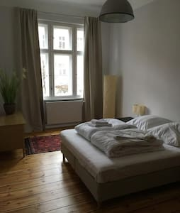 A Room in Friendly Friedrichshain - Berlin - Apartment