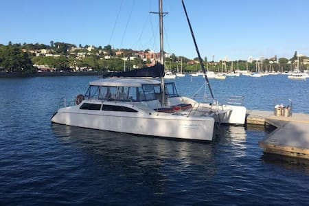 Wavelength Harbour Cruises. Rose Bay, Sydney - Rose Bay