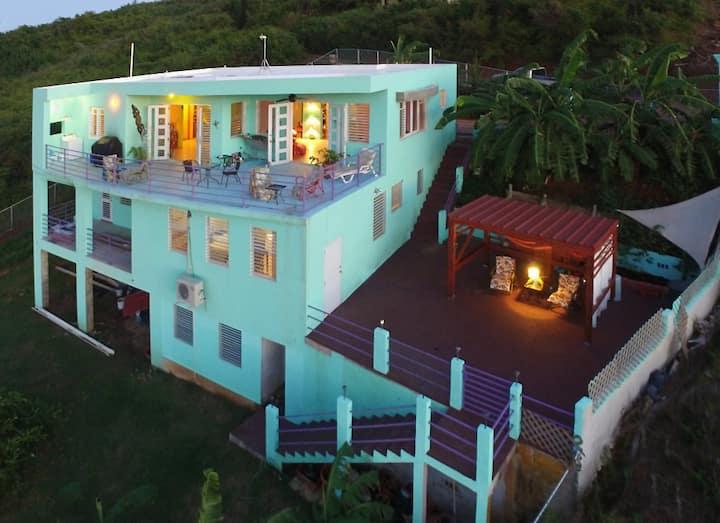 Casa Coqui Verde
