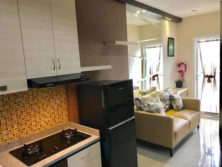 Cozy 2br fully furnished apartement 02