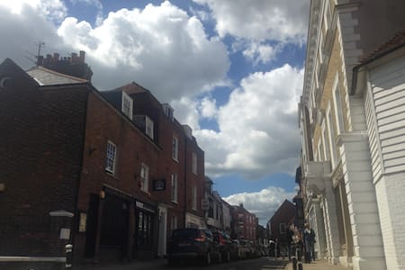 Beautiful flat in the heart of Historic Rye - Rye - Apartment