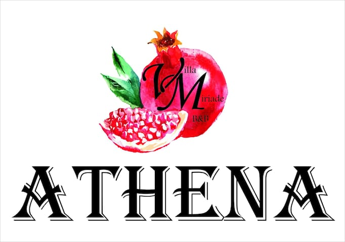 "Villa Miriade B&B camera ""ATHENA"""