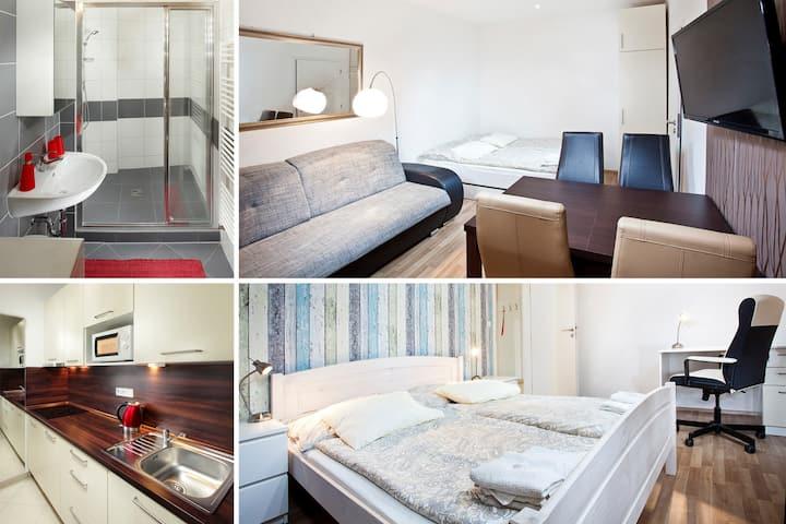 Apartment Kopecna 938/3, 13 with parking