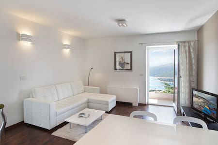 Premium Sea View Apartment - Rabac - Apartment - 1