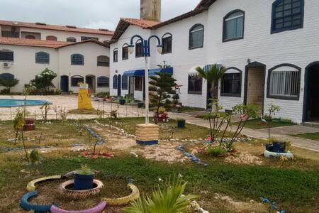 FLAT na Redinha Nova frente ao mar - Extremoz - Aparthotel