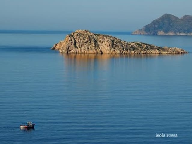 Fra mare e cielo