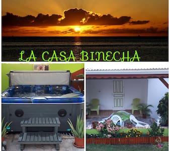 LE FRUIT DE LA PASSION AVEC SPA : LA CASA BINECHA