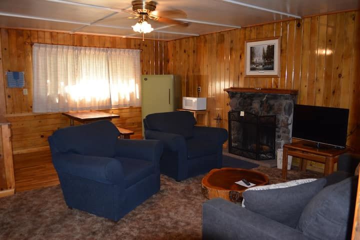 Whispering Pines Resort Cabin 27