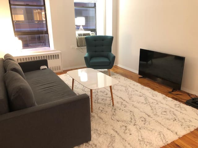 Private 1 Bedroom Apt in the great Upper West Side