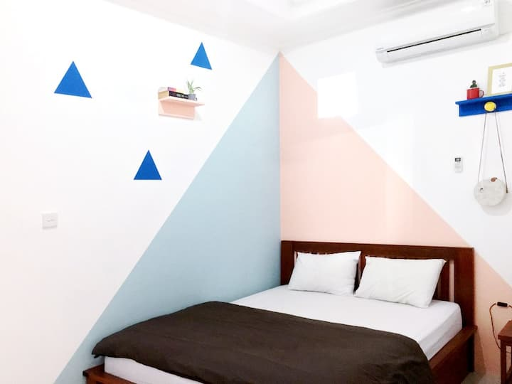 Cozy Private Room - 3 min to Berawa Beach