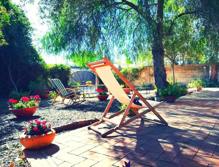 Villa Terrace Holidays - svago, mare e cultura -