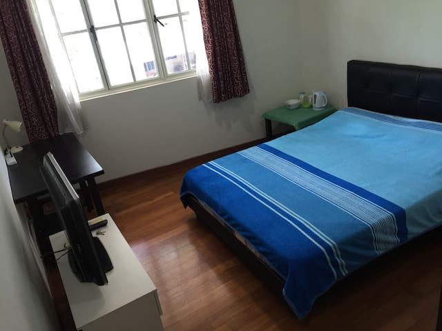 Nice Master Room at Eunos MRT