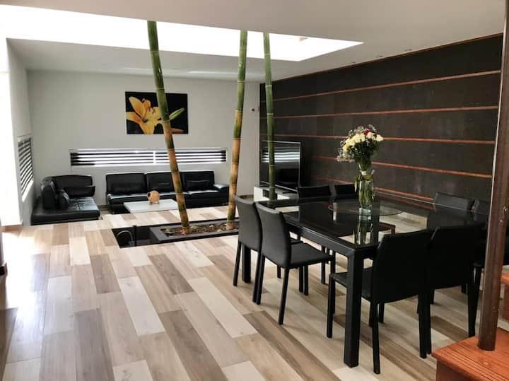 Hermosa casa moderna y amplia en Juriquilla