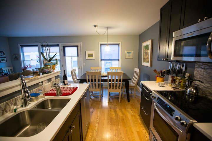MODERN/CENTRALLY LOCATED 2BRD/2.5BA TOWN HOME